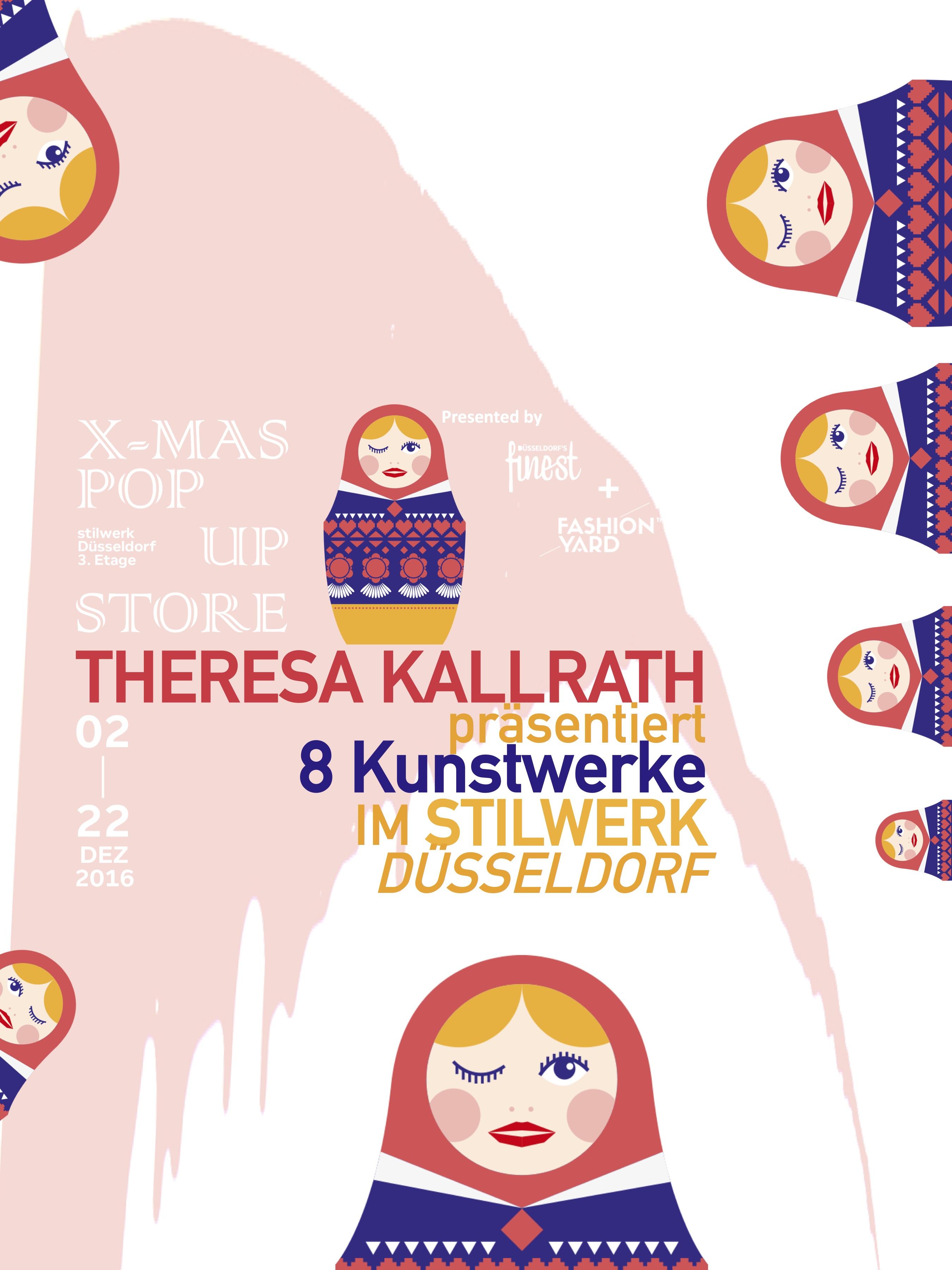 STILWERK DÜSSELDORF_FINEST _X-MAS POP UP STORE Theresa Kallrath