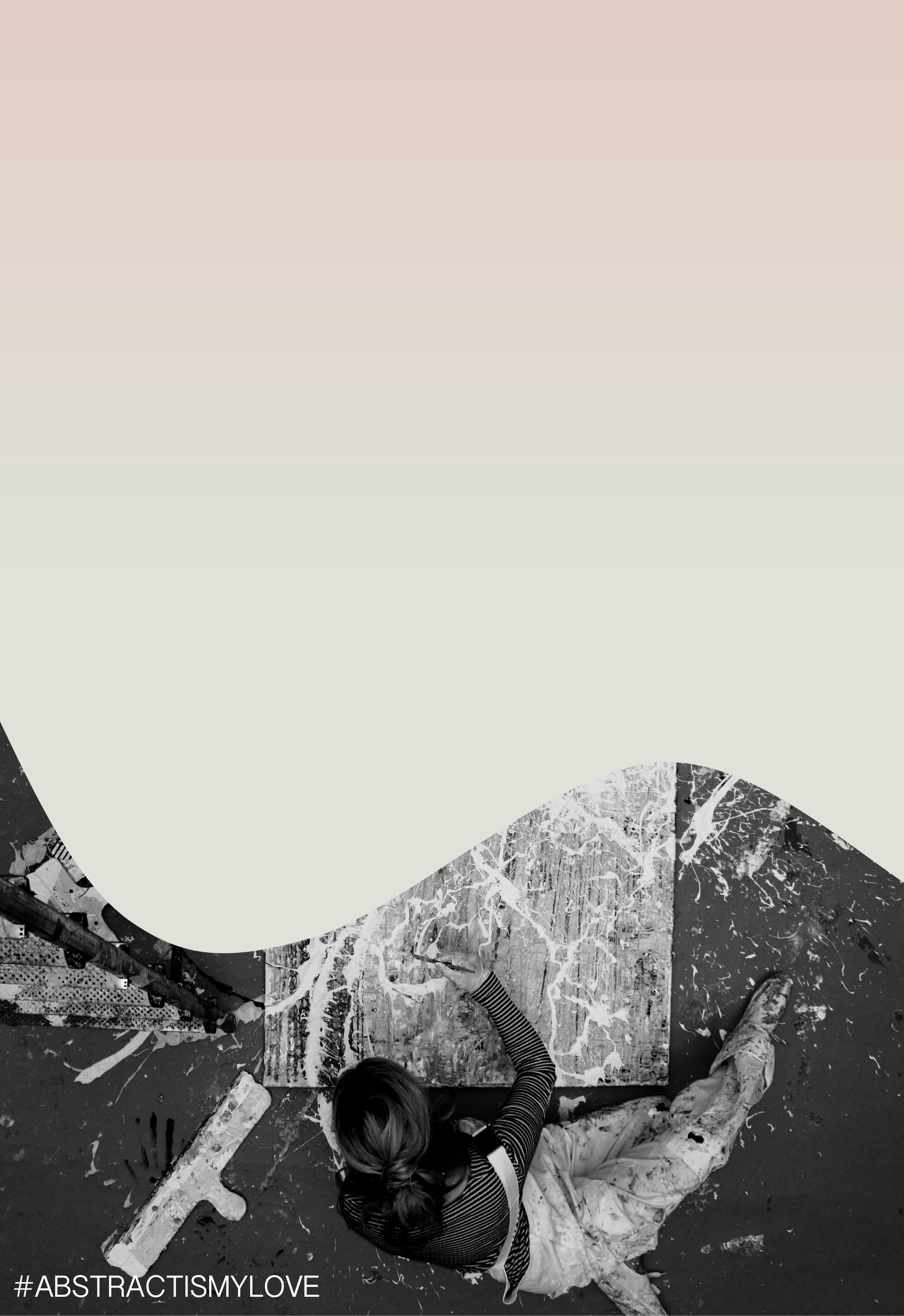 THERESA KALLRATH BEAUX ART PARIS KUNSTAKADEMIE DÜSSELDORF ARTIST ABSTRAKT RUNDGANG 2018 LOVE
