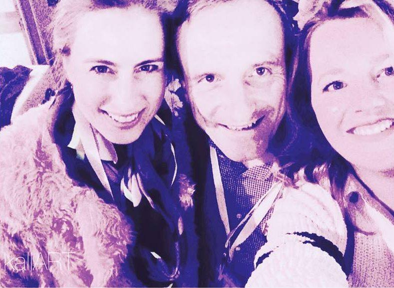 Vera Geisel, Thomas Geisel (Oberbürgermeister Düsseldorf) & Theresa Kallrath