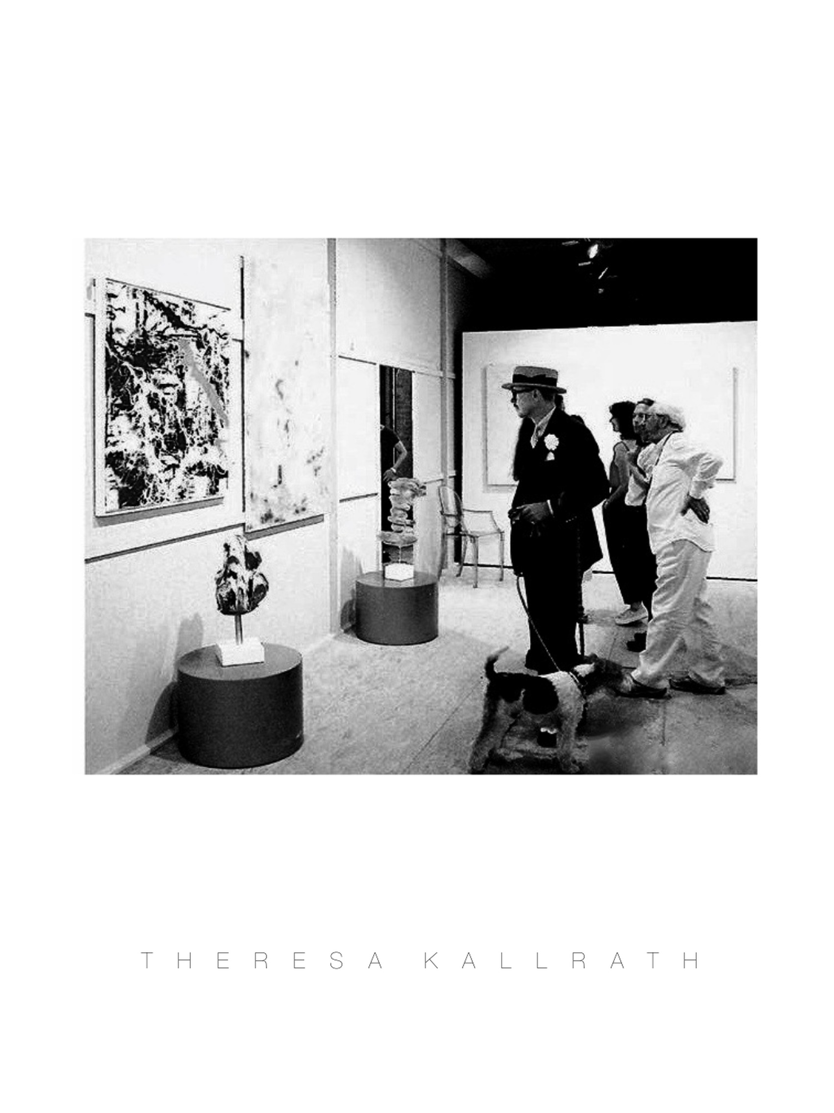 EXHIBITION THERESA KALLRATH KALLART Ausstellung