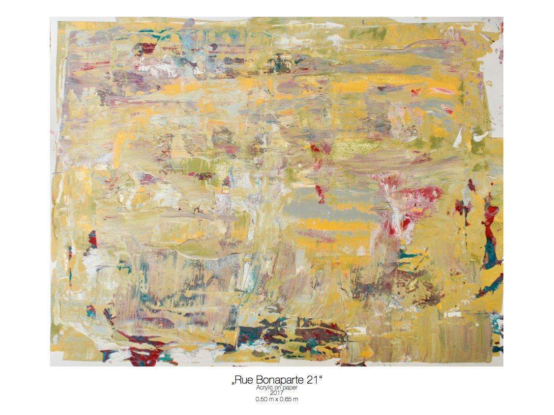 Theresa Kallrath_Rue Bonaparte 21_beaux art paris_2017