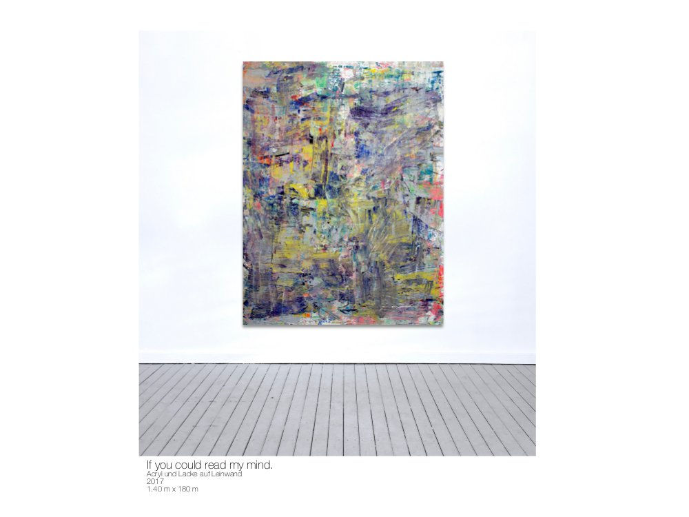 Theresa Kallrath Showroom Artist from Düsseldorf Abstract Painting Scandinavian Modern Art 1 KallART 6