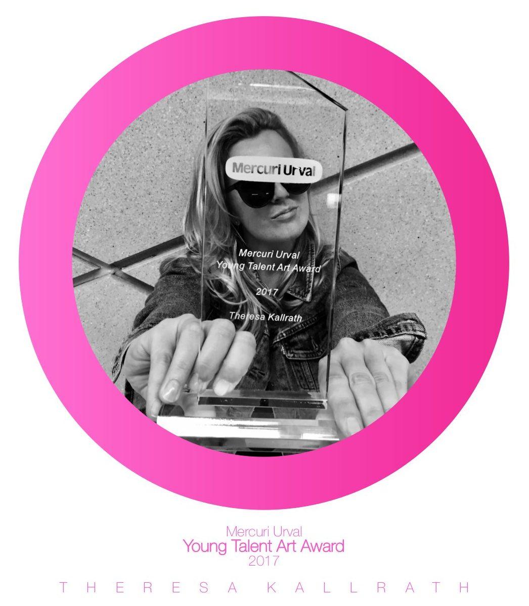 Mercuri Urval Young Art AWARD 2017 Theresa Kallrath