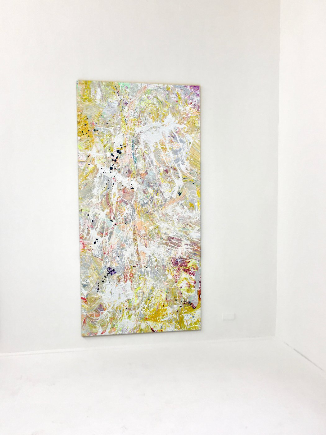 Und ich will Leben Theresa Kallrath Kunst Künstler Düsseldorf Paris Atelier Studio Kallart