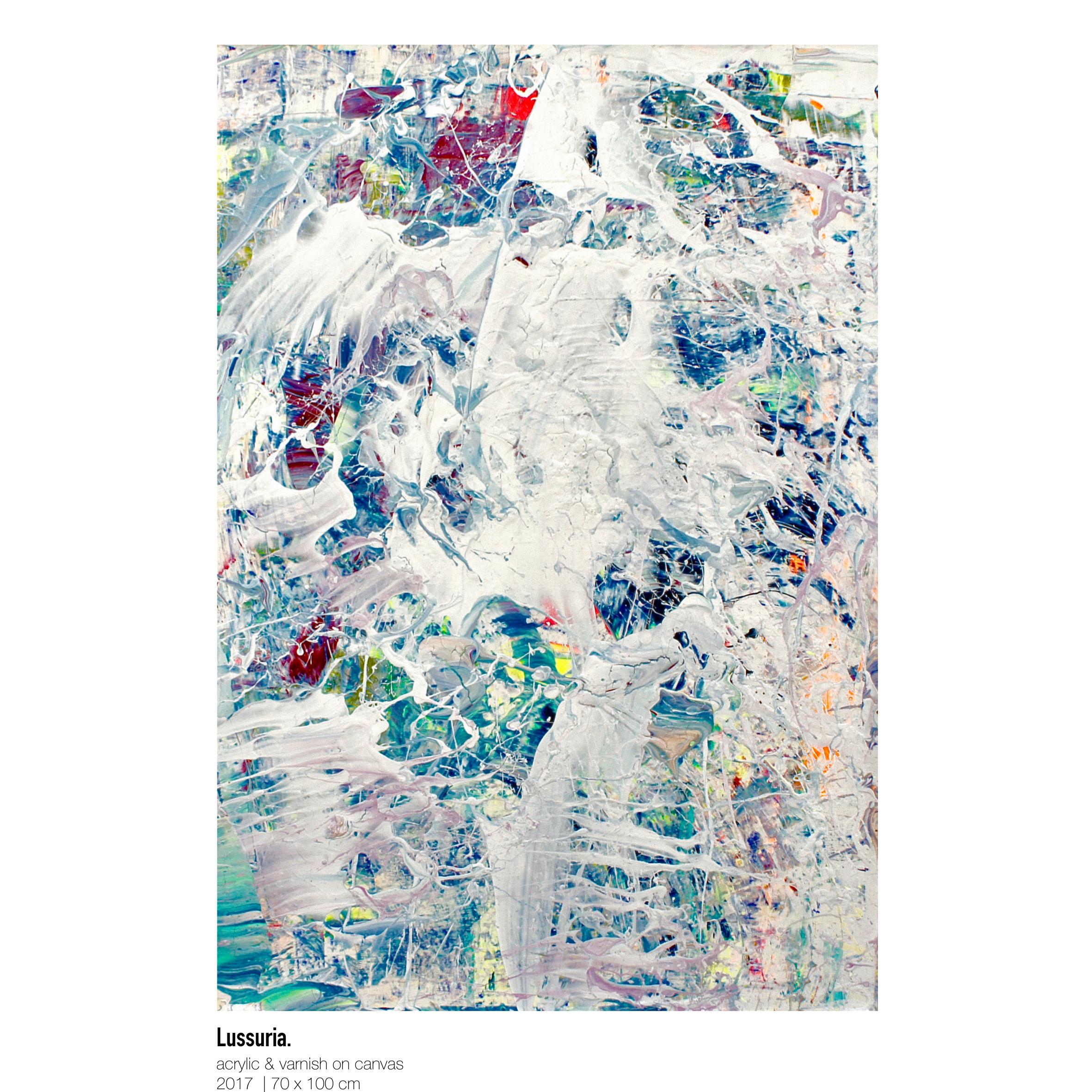 Theresa Kallrath-Canvas-Lussuria