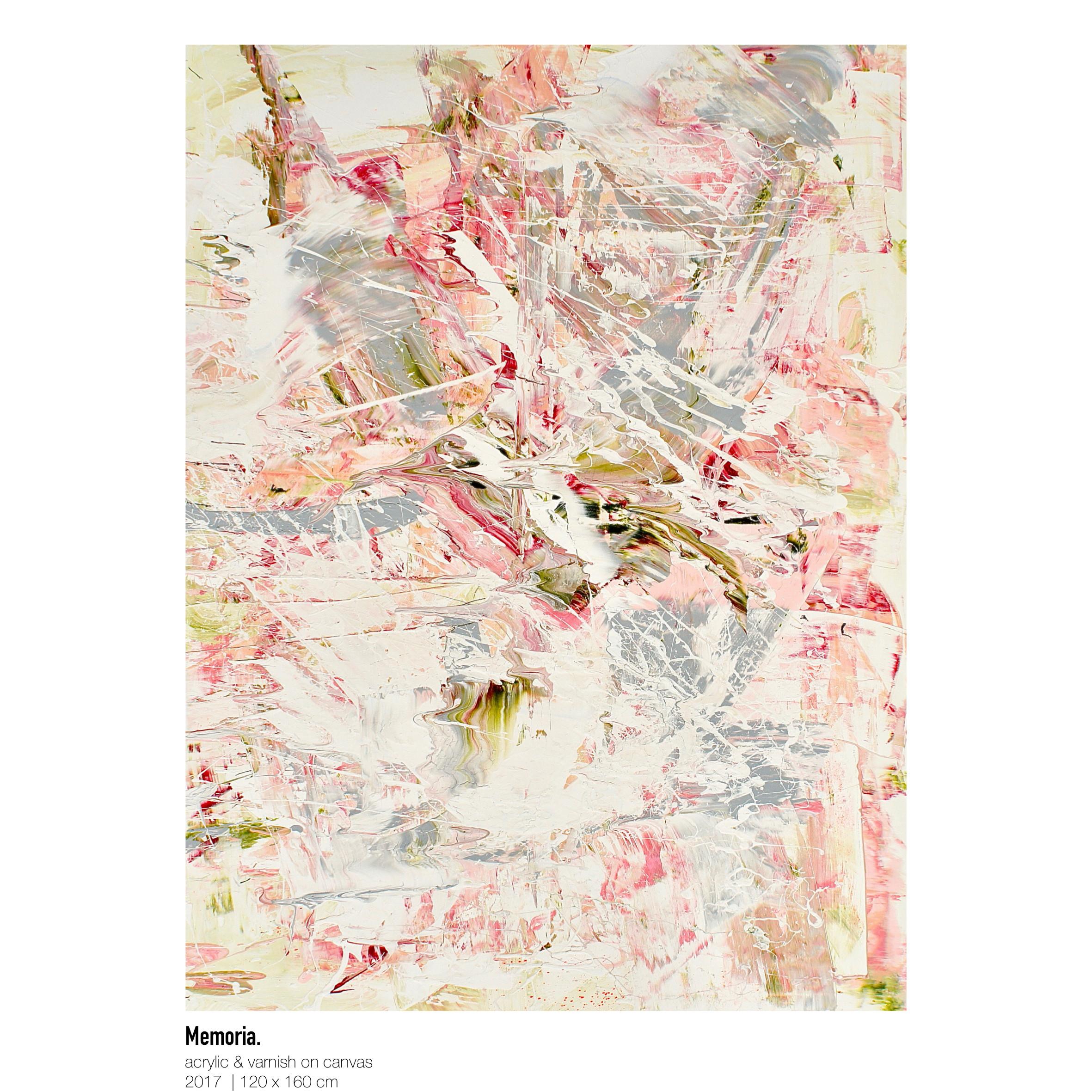 Theresa Kallrath-Canvas-Memoria