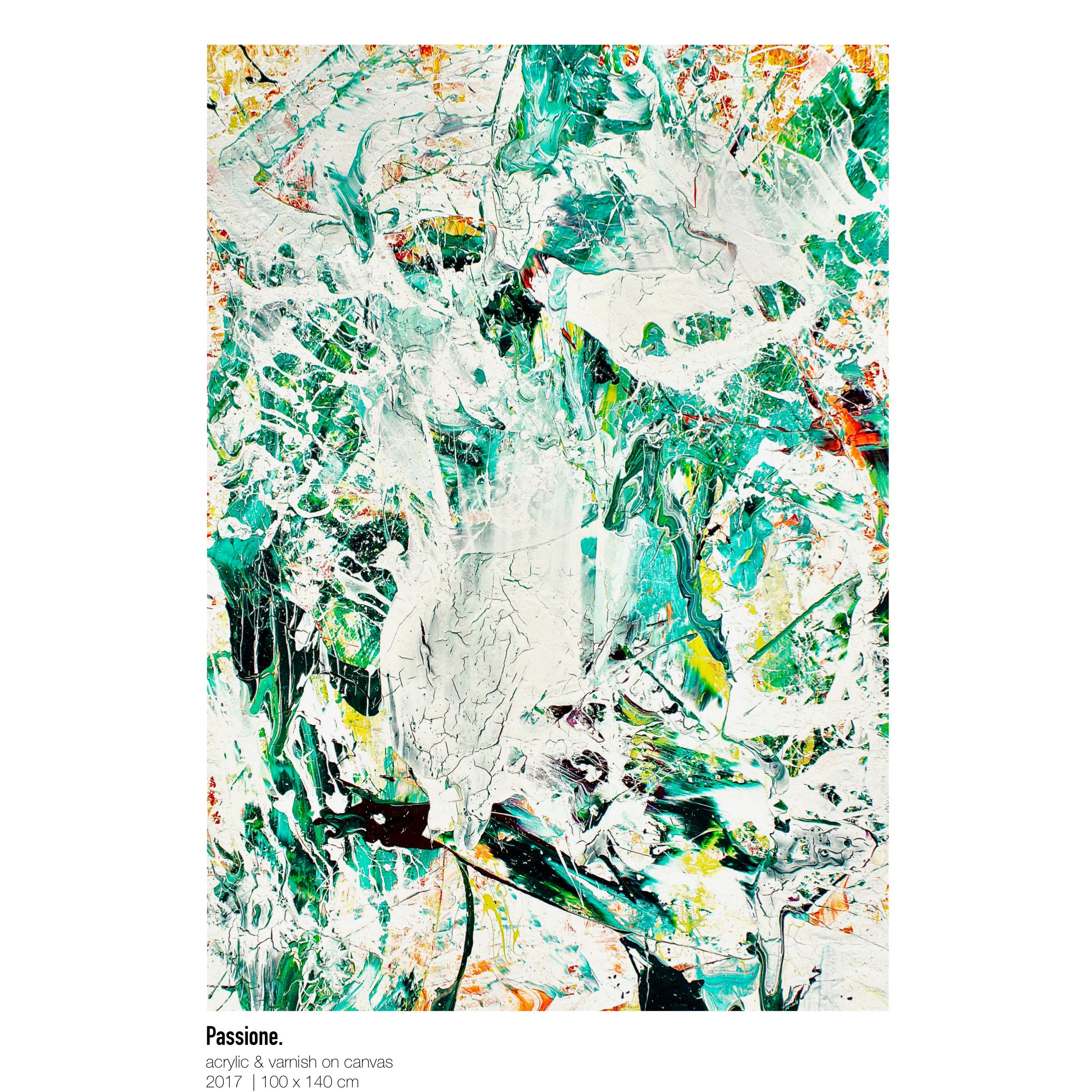 Theresa Kallrath-Canvas-Passione