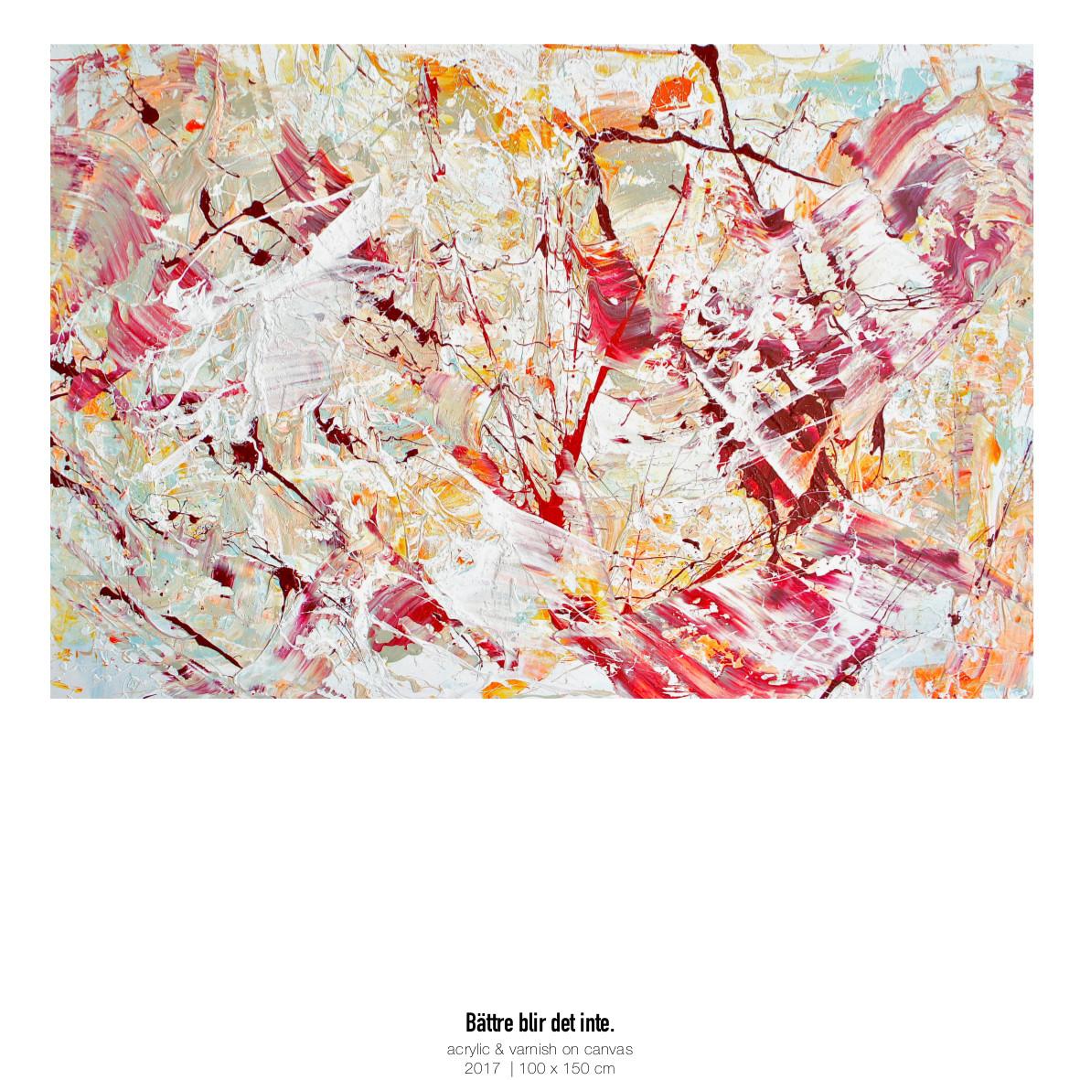 Theresa Kallrath Kallart_Bättre blir det inte_Artist_Art_Contemporary Art