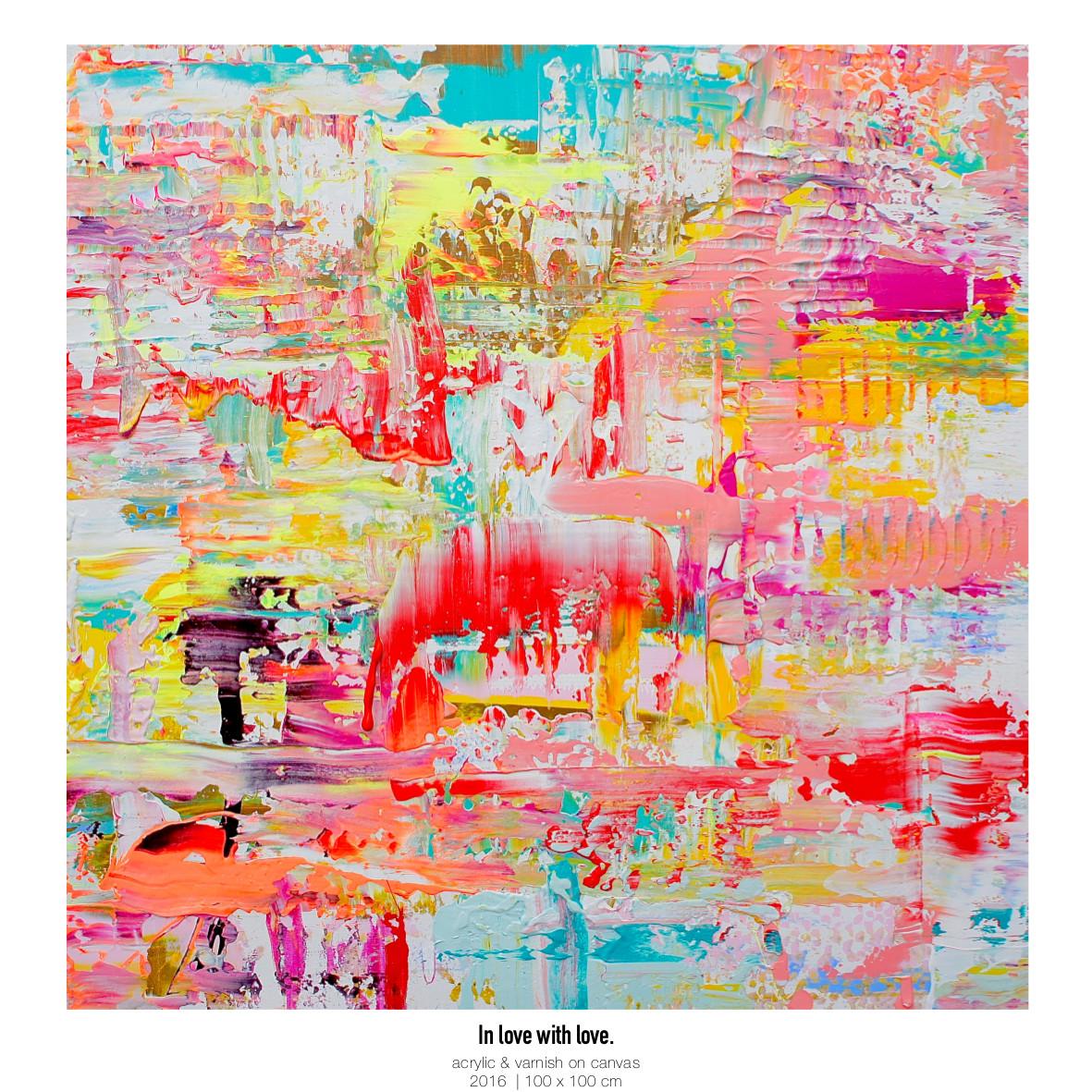 Theresa Kallrath Kallart_In love with love_Artist_Art_Contemporary Art