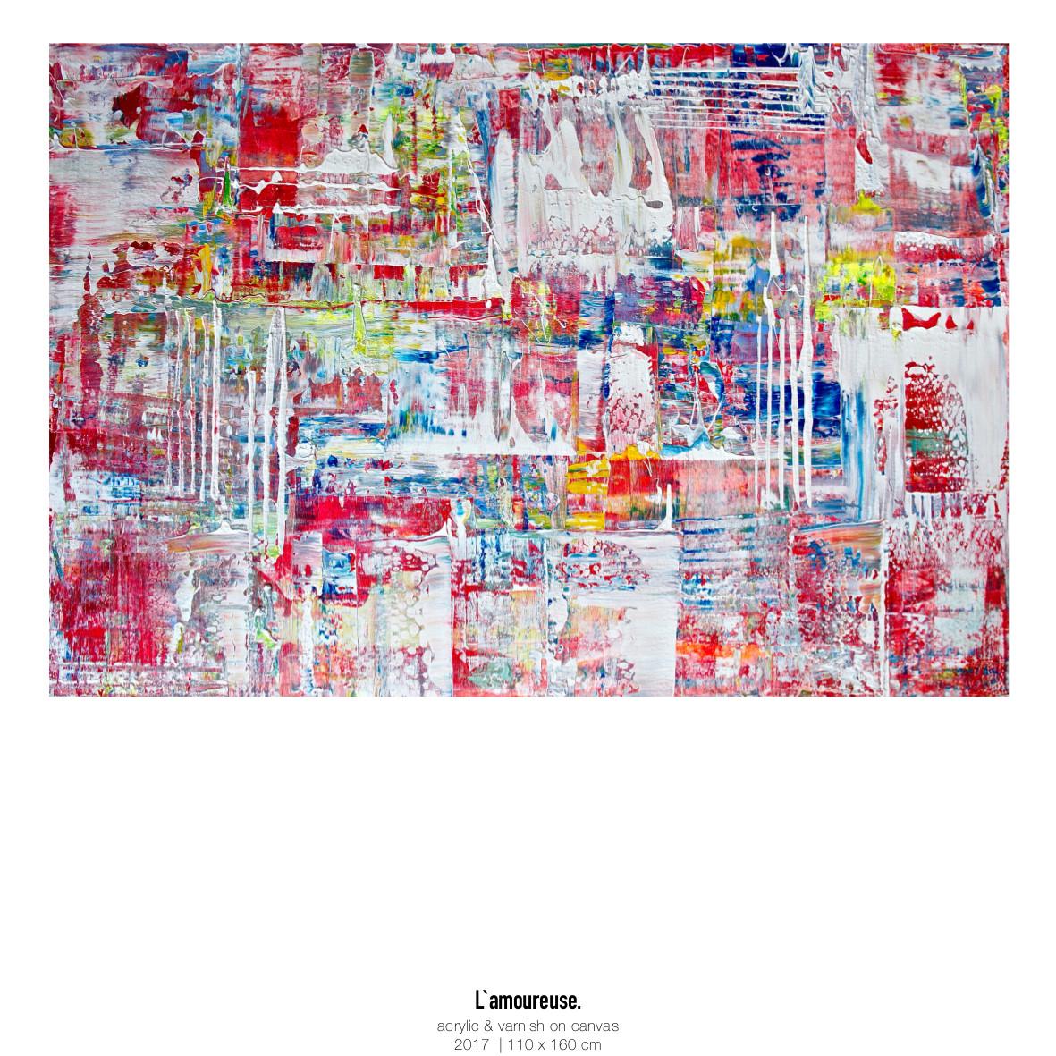 Theresa Kallrath Kallart_L`Amourreuse_Artist_Art_Contemporary Art