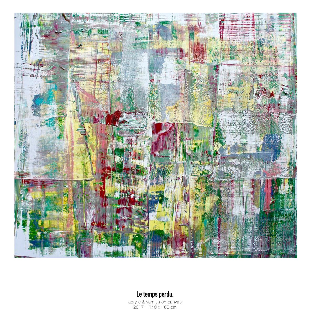 Theresa Kallrath Kallart_Le temps perdu_Artist_Art_Contemporary Art
