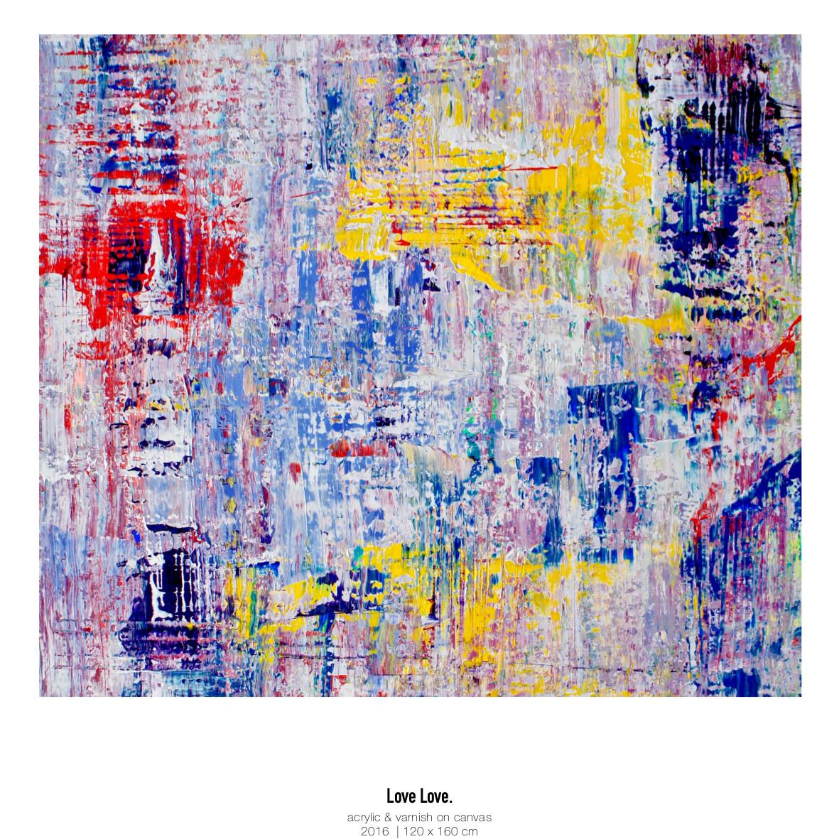 Theresa Kallrath Kallart_Love Love_Artist_Art_Contemporary Art