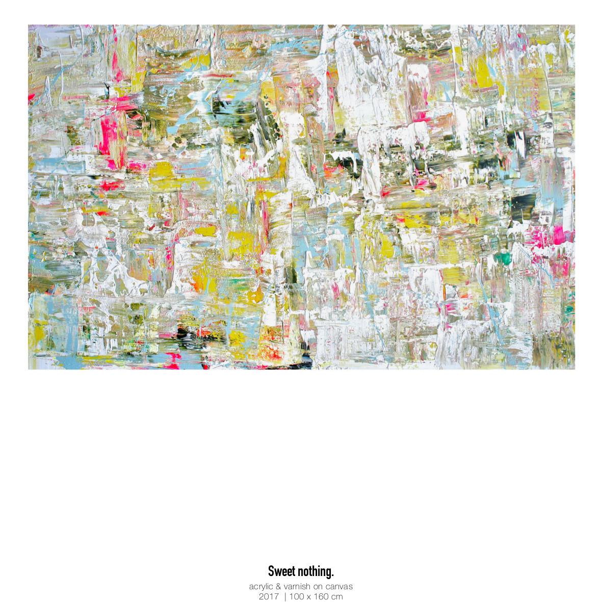 Theresa Kallrath Kallart_Sweet nothing_Artist_Art_Contemporary Art