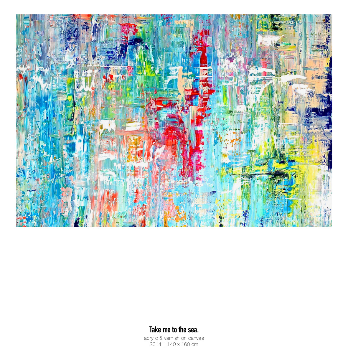 Theresa Kallrath Kallart_Take me to the sea_Artist_Art_Contemporary Art