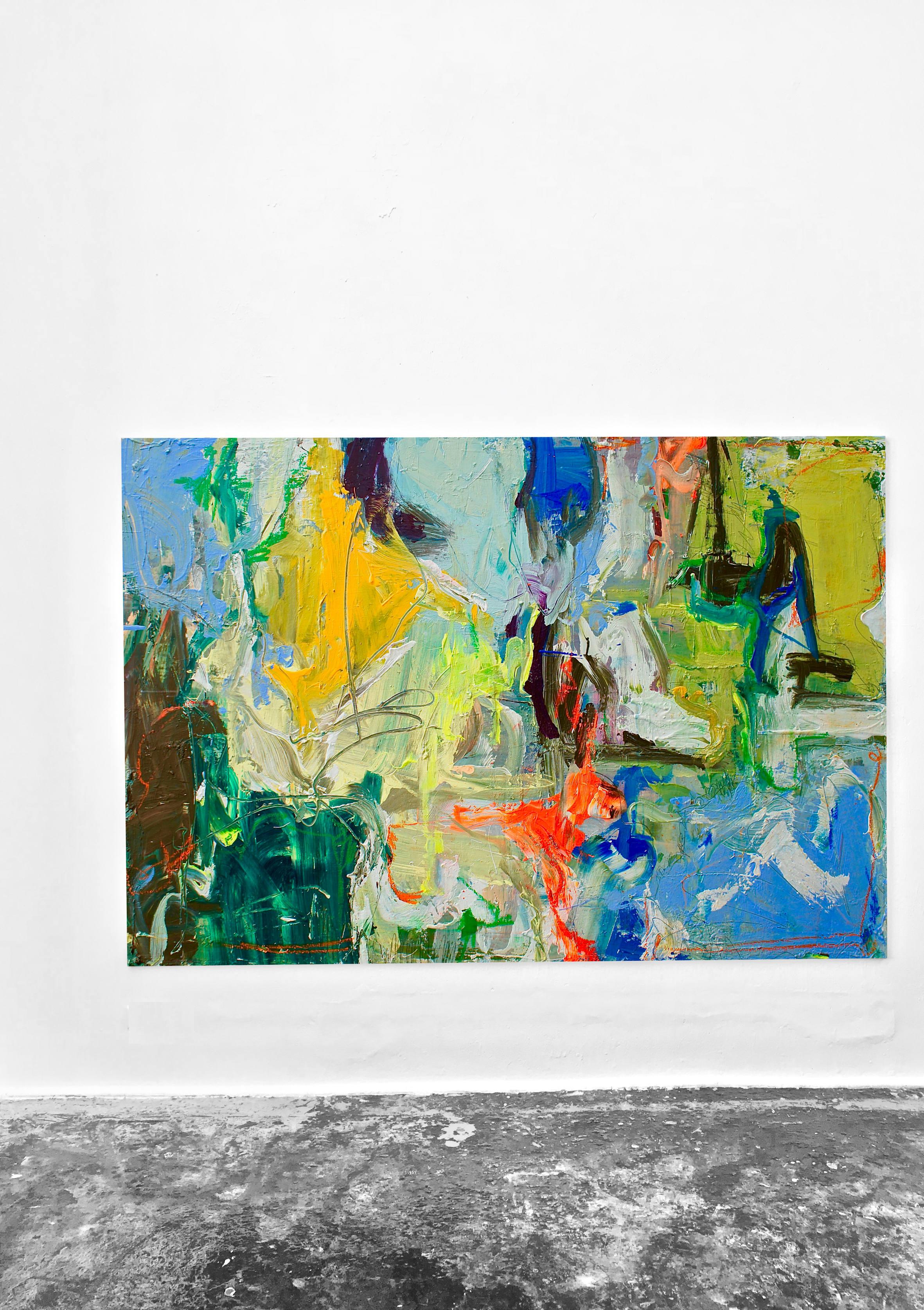 Werk_5_Kallrath_Theresa_Sleep no more_Mixed Media on Canvas_120x180_2018