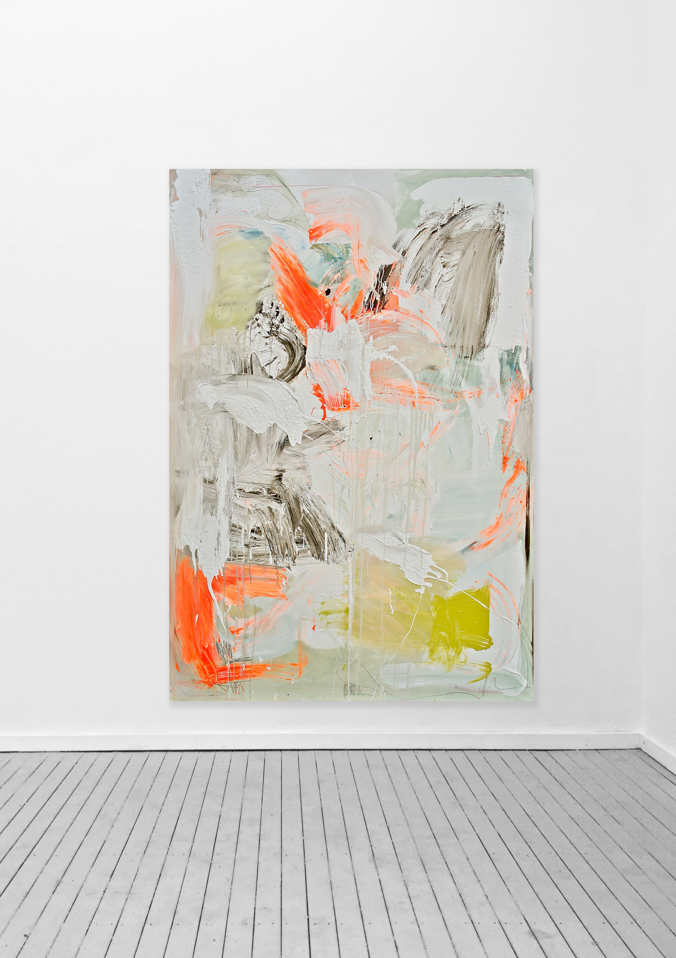 Theresa Kallrath KallART Artist from Sweden Summer Art Contemporary Art New Love Artfair 2018 Remind me to forget