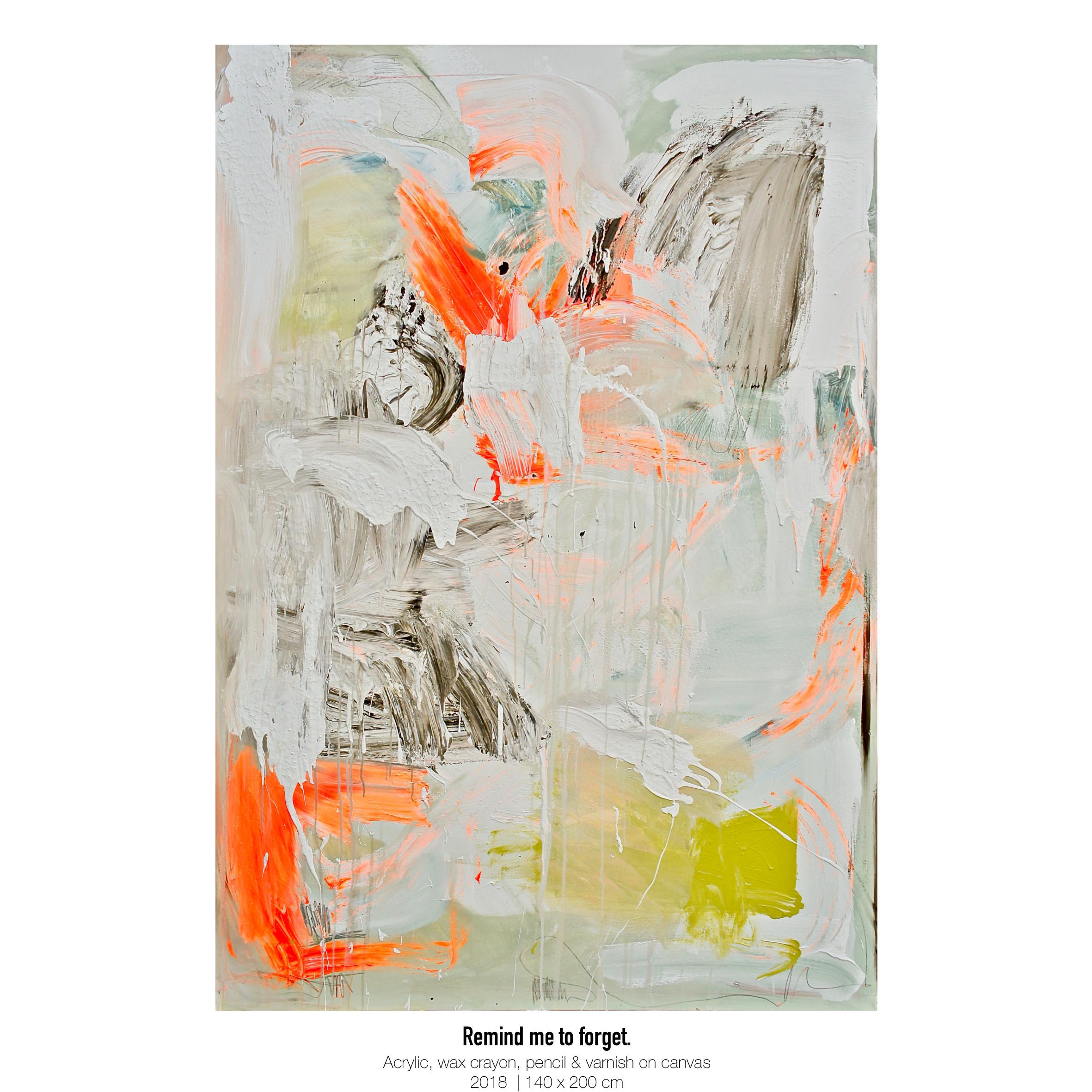 Theresa Kallrath Kallart_Remin me to forget_Artist_Art_Contemporary Art
