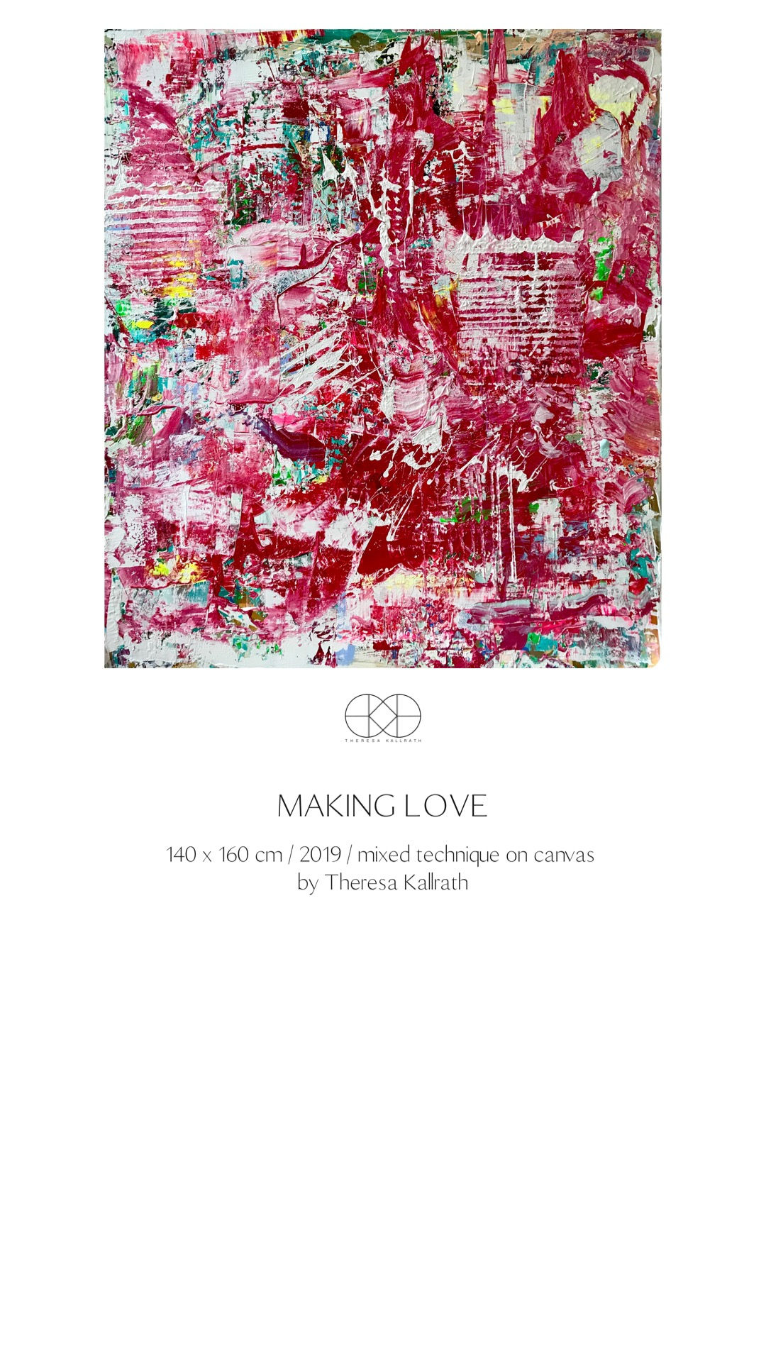 THERESA KALLRATH_MAKING LOVE