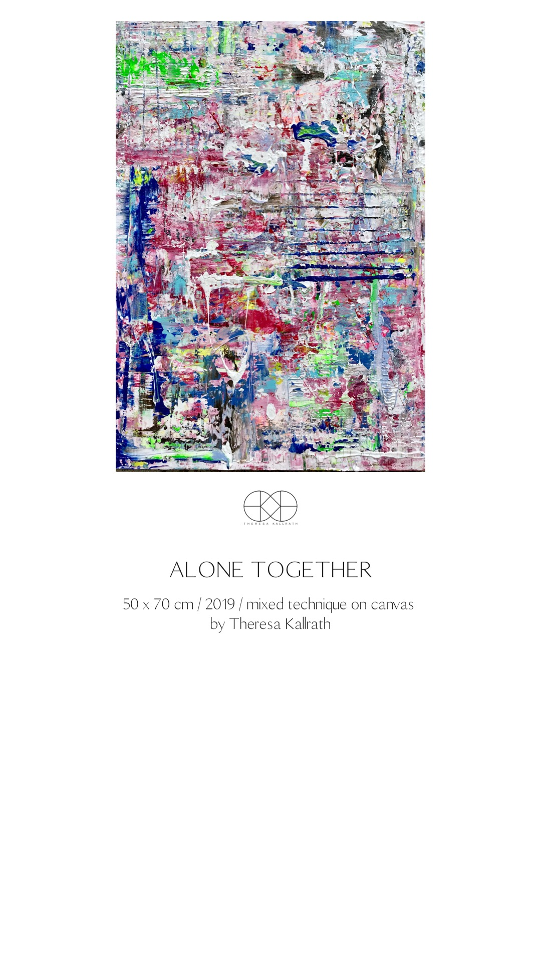 Theresa Kallrath_Alone together