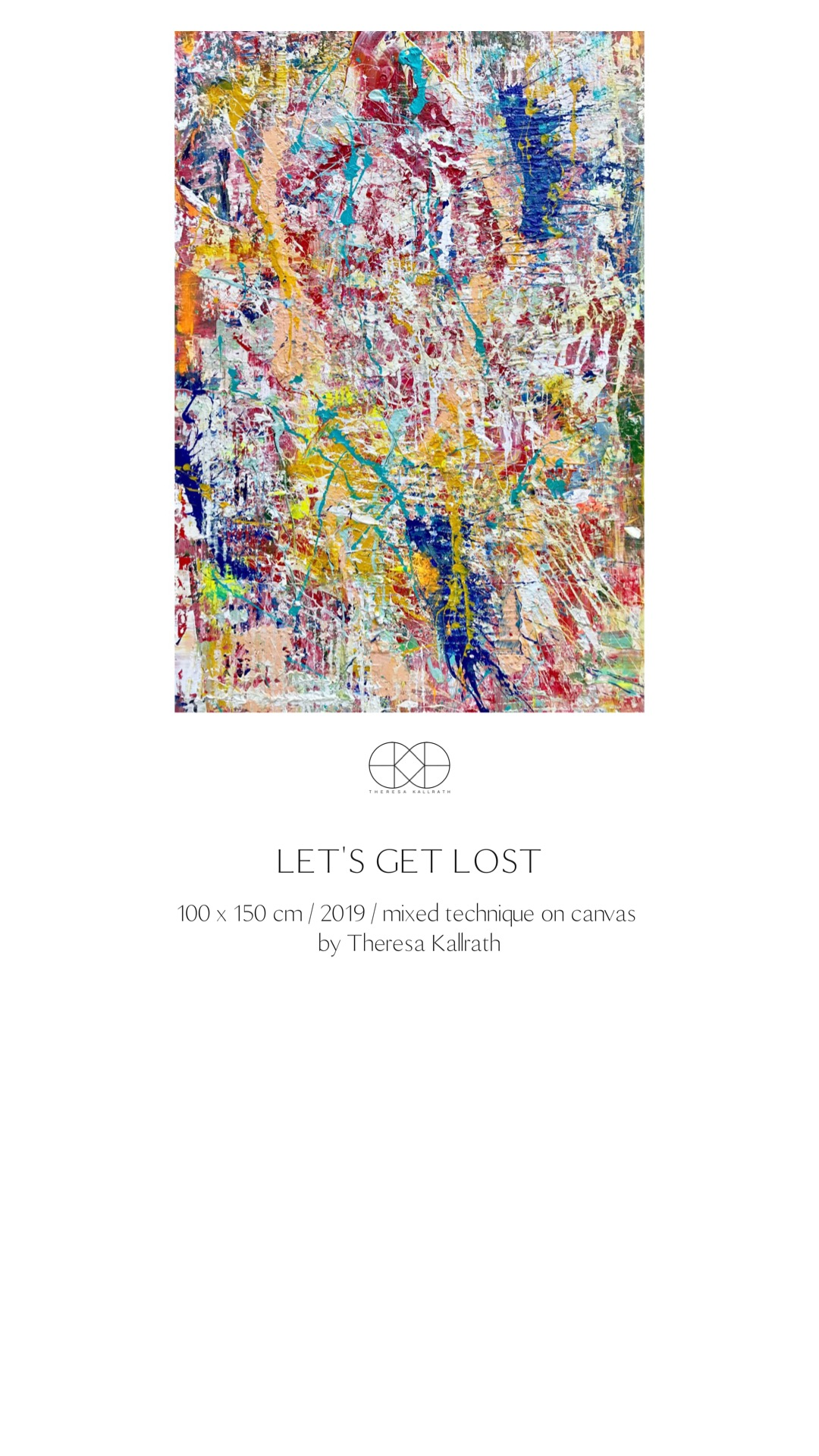 Theresa Kallrath_Lets get lost