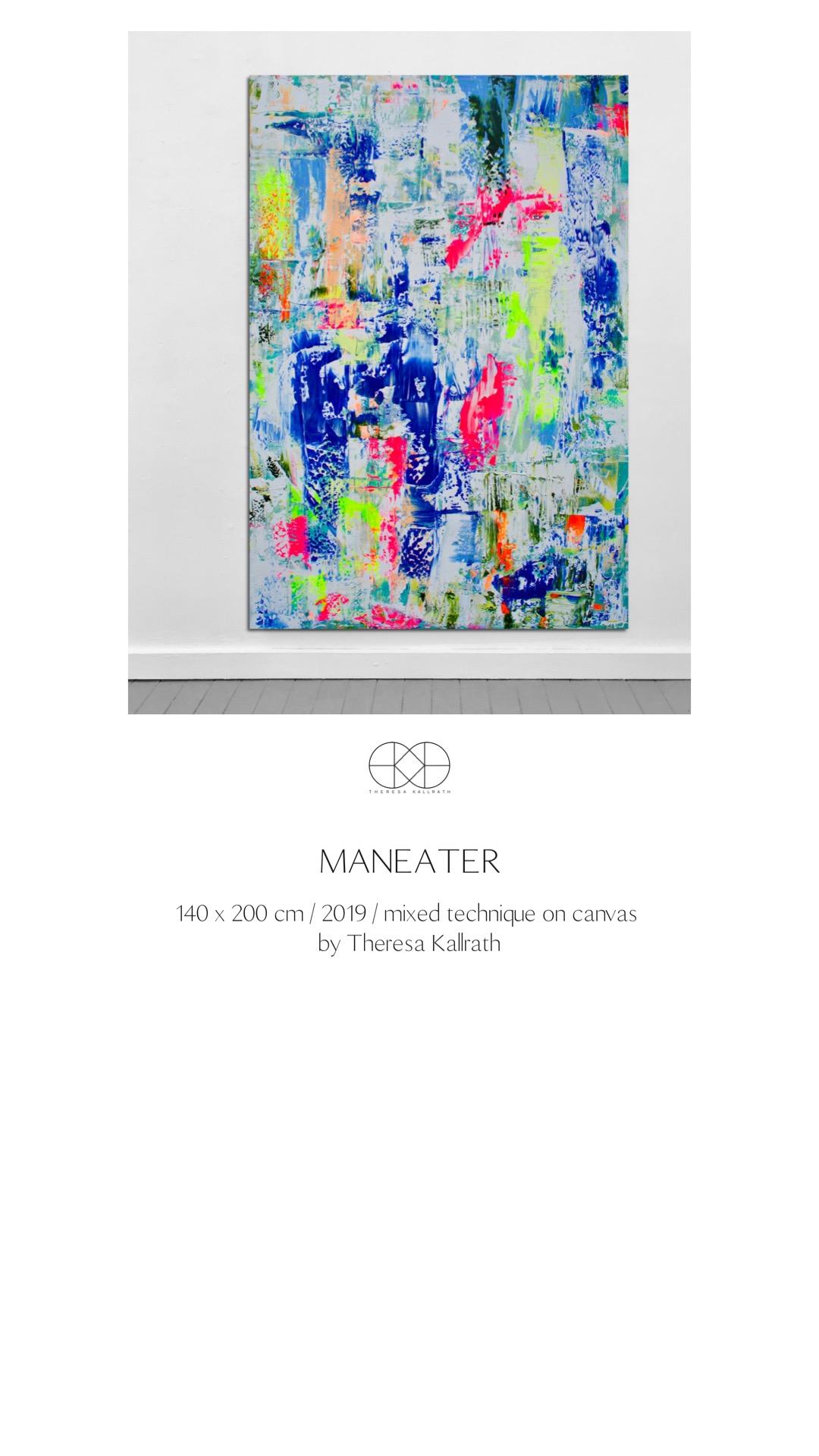 Theresa Kallrath_Maneater