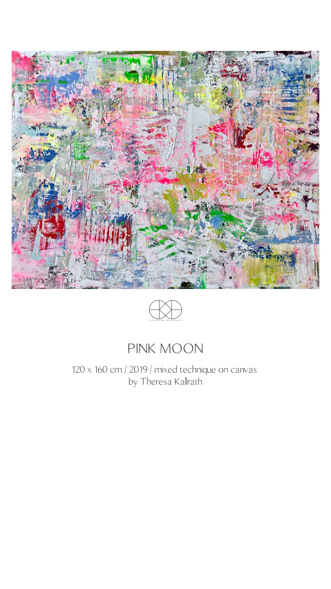 Theresa Kallrath_Pink Moon