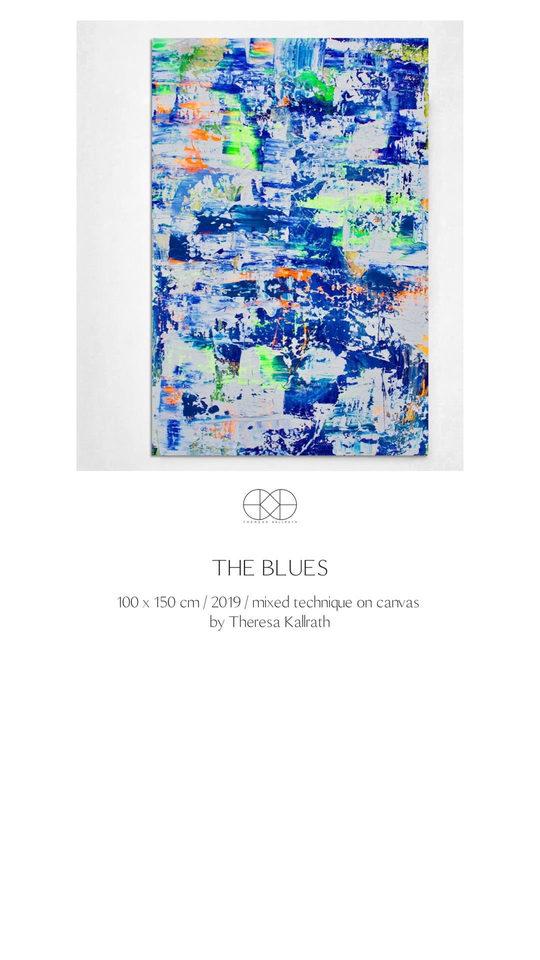 Theresa Kallrath_The Blues